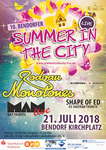 Ticket Summer in the City 2018